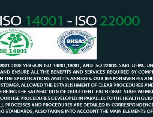 ISO Certified Business